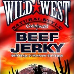 Wild West Original Jerky, 85 g