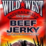 Wild West Original Jerky, 85 g