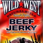 Wild West Beef Jerky Sweet & Spicy, 85g