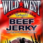 Wild West Beef Jerky Teriayki, 85 g