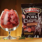 Torrido Premium Pork Chips, 35g