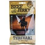 Bullseye Meats Beef Jerky Teriyaki, 50g