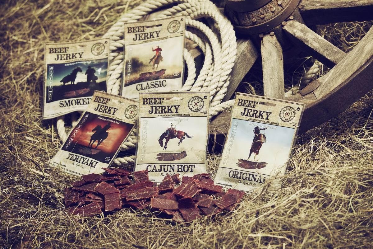 Bullseye Meats Beef Jerky Megabox!