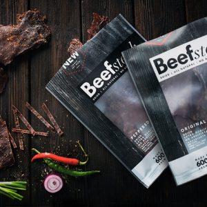 Beef Jerky Steak -box - Professional's Choice!