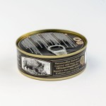 Linnamäe Canned Wild Boar Meat, 240g